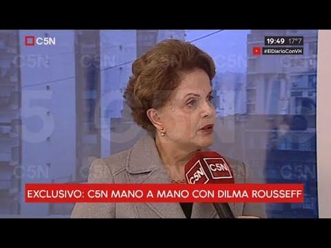Exclusivo: Entrevista a la expresidente brasileña Dilma Rousseff en El Diario con Víctor Hugo