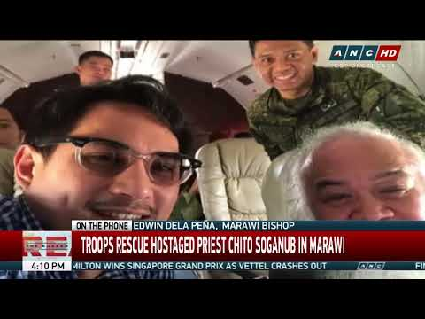 Lax Maute security allowed priest to escape, says bishop