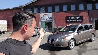 2008 Volvo V70: Exterior & Interior Tour + Test Drive!