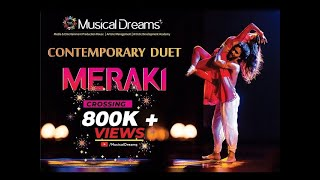 Download Aayat contemporary dance by Meraki - The Dancing Duet MP3 song and Music Video