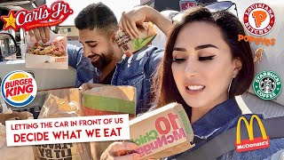 Letting The Person In Front Of Us Decide What We Eat | Dhar and Laura