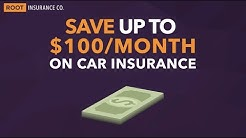 How to save up to $100/month on car insurance with Root Insurance