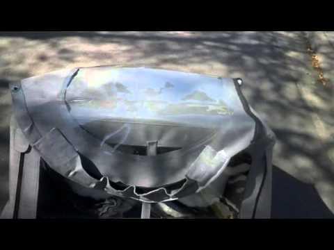 Testing out the TrioBike Mono Electric Cargo Bike