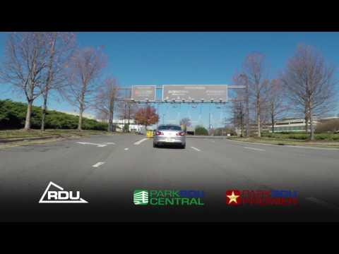 ParkRDU Navigation: Economy 3 to Garage