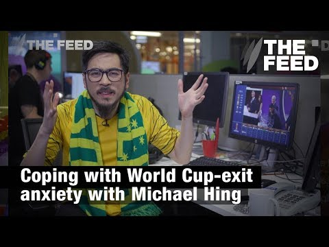 Michael Hing's Guide to Dealing with World Cup-Exit Anxiety