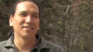 Interview with Michael Greyeyes | 2014 The Summit