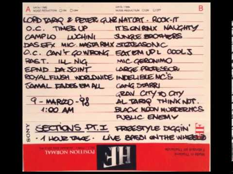 Bassi Maestro - Sections pt.1 (9 marzo 1998)