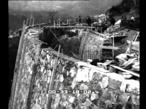 Opere del regime. La camionale Genova Serravalle Scrivia.