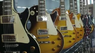 Tokai Guitars chez Hurricane Music