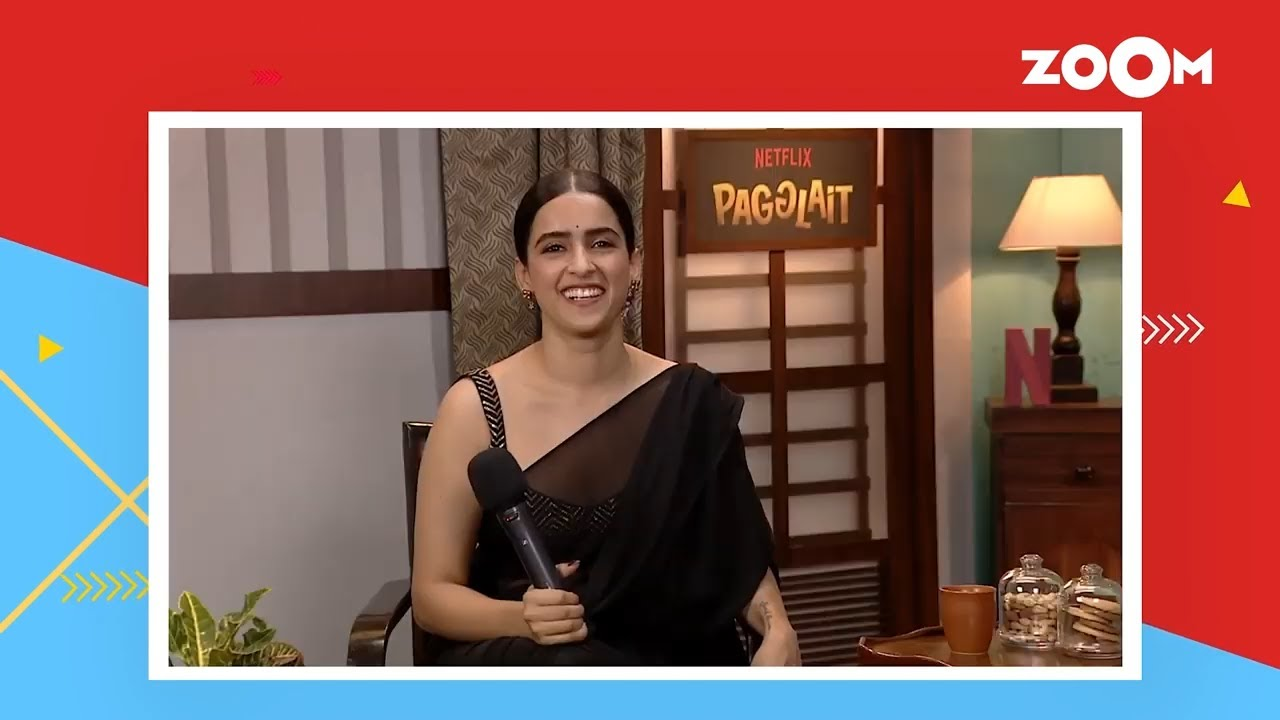 Sanya Malhotra | Promo | Zoom Happy Space | 24th March, Wednesday at 8:30 pm