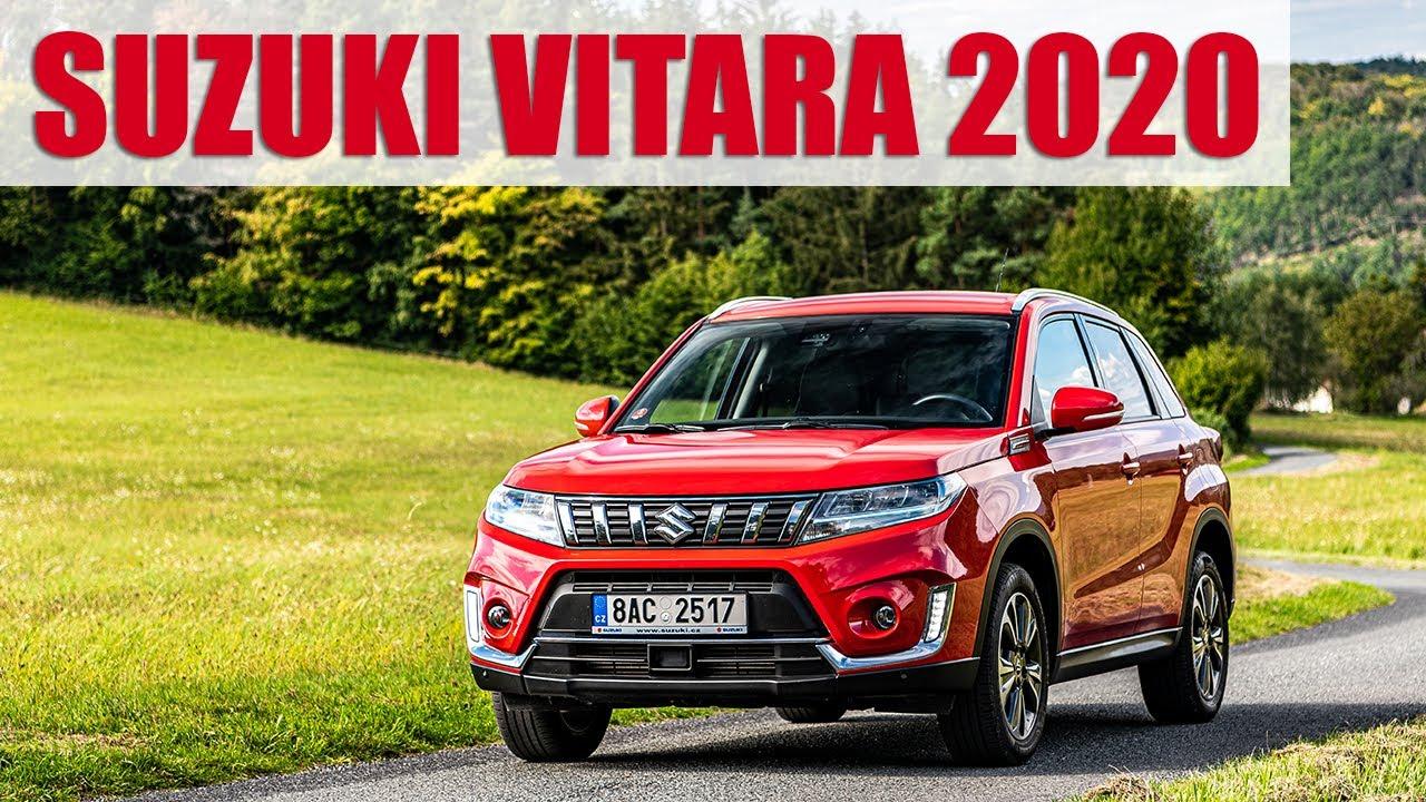 2020 Suzuki Vitara 1.4 BoosterJet HYBRID, 4K 60 FPS POV TEST: Parťák do každé situace