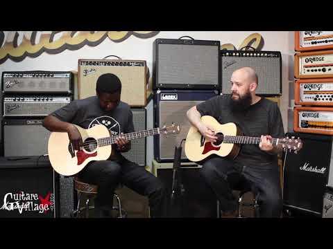 Jam sur Taylor GS Mini - Guitare Village