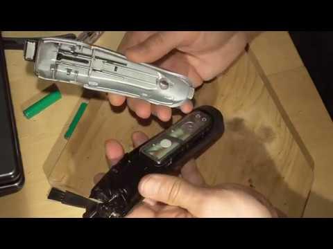 Battery Replacement Procedure Braun BT 7050