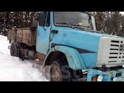 Легендарный дизель ЗИЛ-645! Мотор для советских среднетонажных грузовиков!