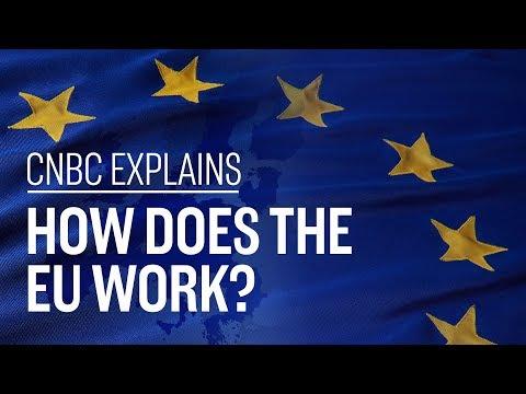 How does the EU work? | CNBC Explains