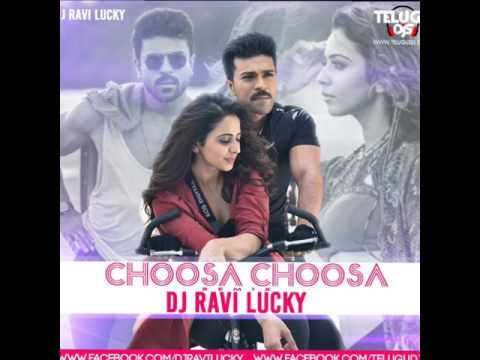 Choosa Choosa-Love Remix-Dj Ravi Lucky