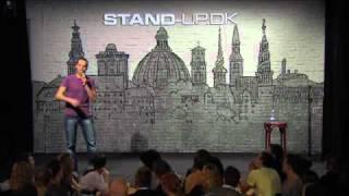 Stand-up.dk 2010 - Torben Chris 1 af 3