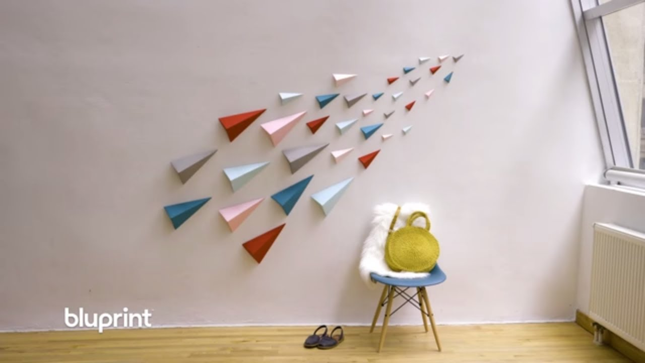 Origami Wall Art That Ll Transform Boring Walls