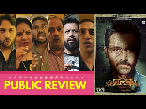Why Cheat India Movie PUBLIC REVIEW | Special Screening | Emraan Hashmi | Cheat India | FilmiFever Mp3
