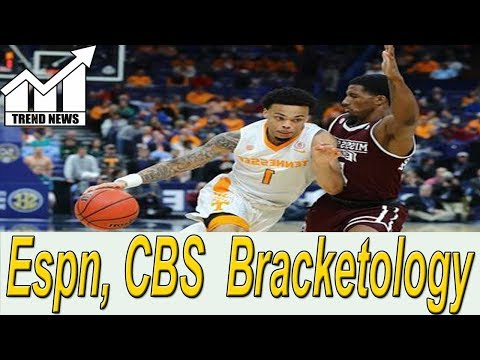 NCAA Tournament projections: Latest March Madness Bracketology Hub updates from CBS, ESPN