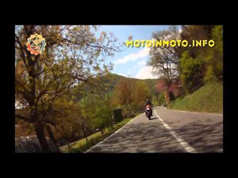 MOTO IN VIAGGIO - CASTELLI ROMANI.avi