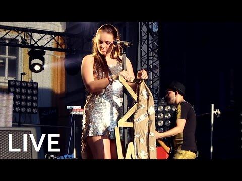 Ewa Farna - Live in Głogów 05.06.2016 + cover Hello i inne.