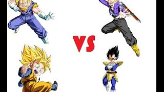 Combates Random I Dragon Ball Z Ultimate Power 2