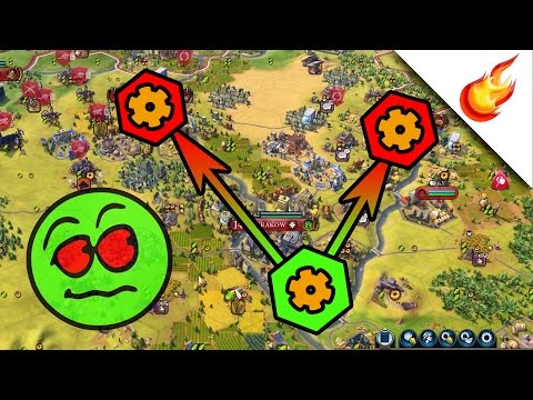 Regional District Bonuses Explained - CIVILIZATION VI