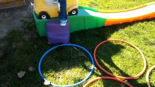 A Mini Obstacle Course