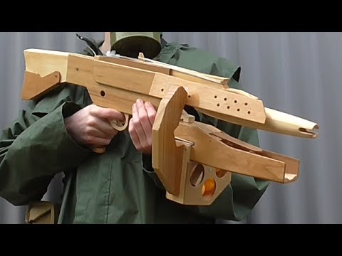 Extreme game guns: The AR2
