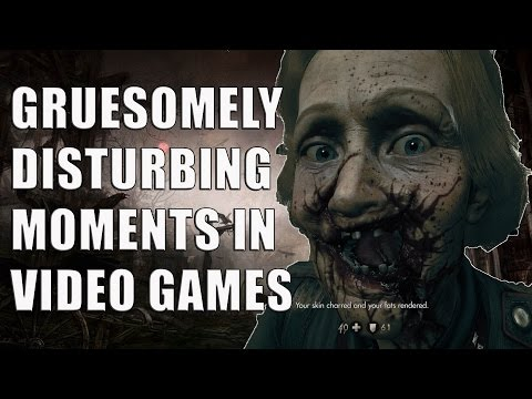 15 Disturbing Moments In Video Games That You Wouldn't Dare