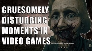 15 Disturbing Moments In Video Games That You Wouldn't Dare To Watch thumbnail