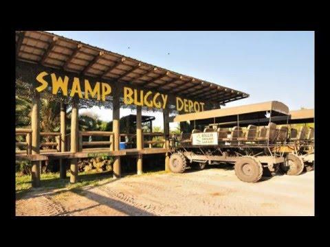 Billie Swamp Safari Buggy Ride At Big Cypress Seminole Indian Reservation 3 19 06