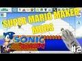 Super Mario Maker MODs | Sonic the Hedgehog  | #2