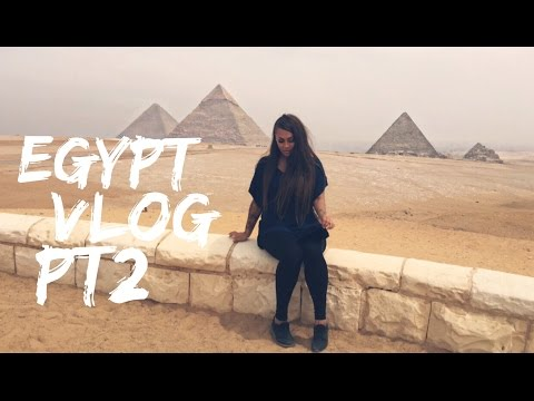 TRAVEL WITH ME: EGYPT VLOG PART 2 & MAKEUP TUTORIAL | SONJDRADELUXE