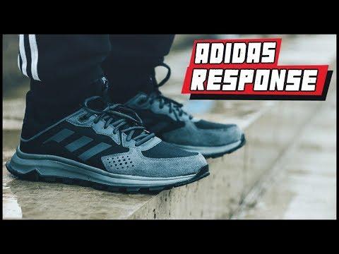 Adidas Response Trail - Туризм или Город?