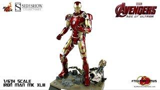 Review Toys Iron Man Mk Xliii Avengers Age Ultron