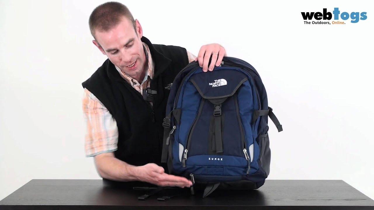 surge daypack