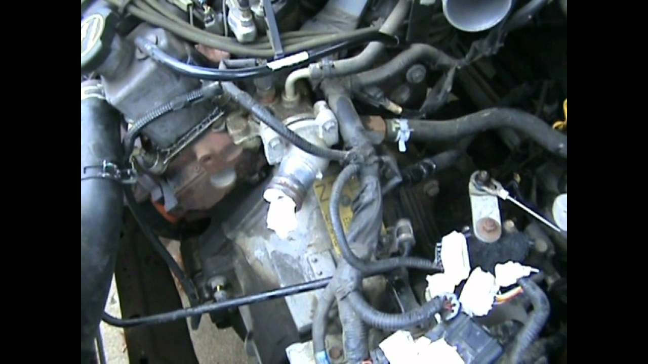 maxresdefault 2002 taurus engine transmission pull 1 of 10 youtube 2001 ford taurus engine wiring harness at eliteediting.co