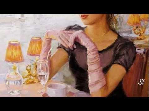 Waltz №2 -  Shostakovich / Andre Rieu and Konstantin Razumov - paintings
