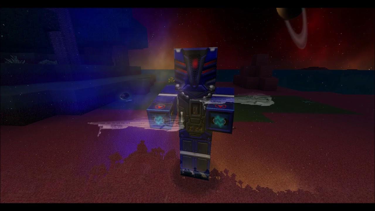 Futurespace Resource Packs Minecraft Curseforge