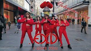 K-POP IN PUBLIC SERBIA EXID (이엑스아이디) - I LOVE YOU (알러뷰) DI-VERSE Dance Cover