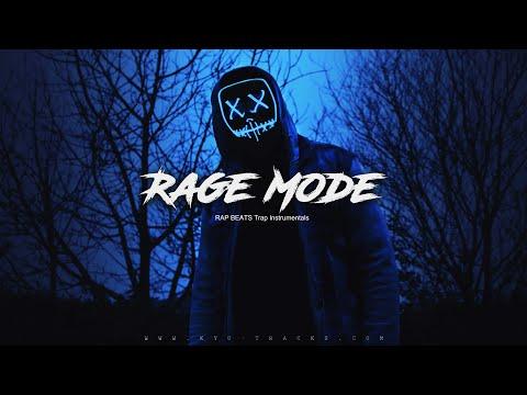 'RAGE MODE II' Hard Rap Instrumentals   Aggressive Trap Beats Mix 2018