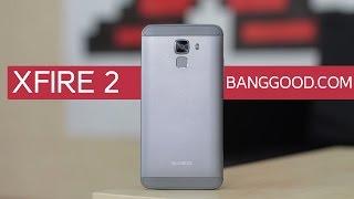 Bluboo Xfire 2: распаковка и первое впечатление. Смартфон за 70$ со сканером отпечатков пальцев.