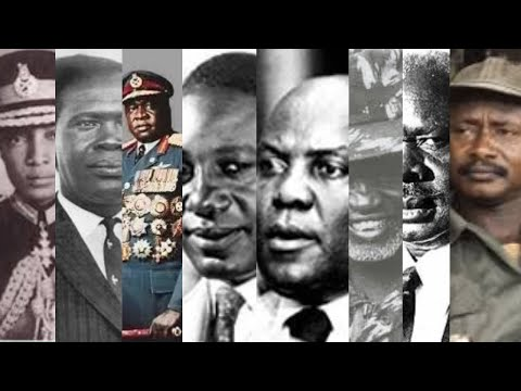 PRESIDENTS OF UGANDA SINCE INDEPENDENCE TO DATE