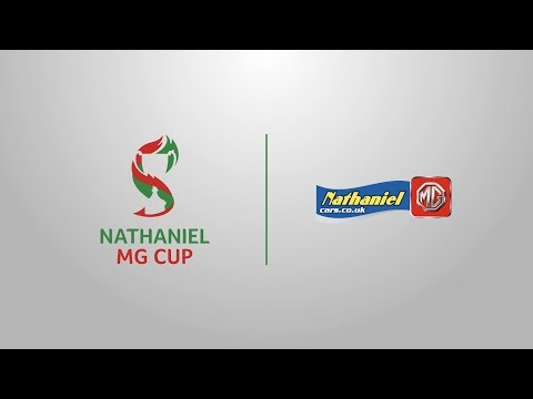 2019/2020 Nathaniel MG Cup First and Second Round Draws