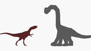 Dinosaurs Cartoons Battles DinoMania. Динозавры Мультфильм Диномания Мультики