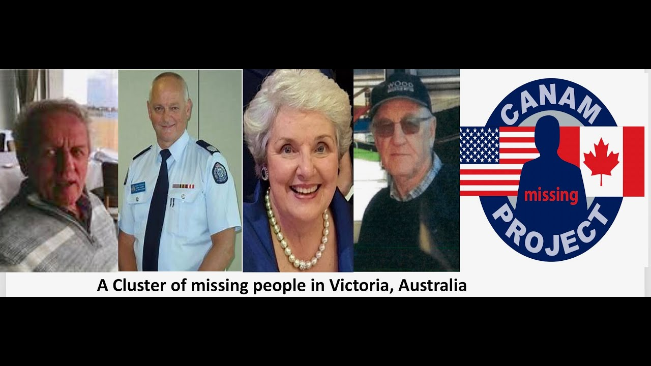 Missing 411 With David Paulides explores the Victoria, Australia Cluster of Missing People