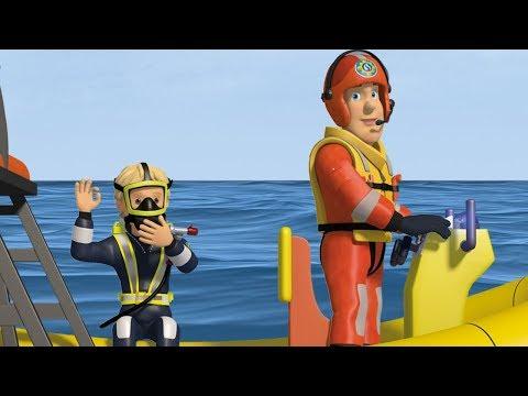 Fireman Sam full episodes HD | World Ocean day 🦐Beach Patrol 🐙Heroes at Sea 🚒🔥Kids Movie