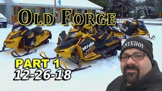 Paisteboy & Tyler Monagan Ride in Old Forge: PART 1